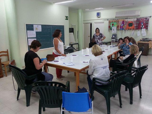 Un taller de trabajo comunitario reúne a las asociaciones de San Antón - 1, Foto 1
