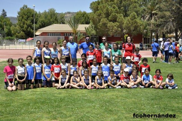 El Club Atletismo Alhama premiado en la III Gala del Atletismo Murciano, Foto 1