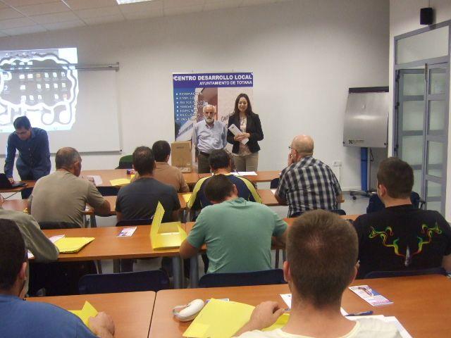 Se pone en marcha un nuevo curso en el CDL sobre
