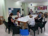 Un taller de trabajo comunitario reúne a las asociaciones de San Antón