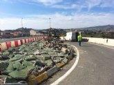 Fomento inicia la construcción de una rotonda para mejorar la seguridad vial en el cruce de la variante de Archena con el acceso a La Algaida