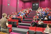 Cerca de 40 personas participan hoy en el seminario 'Cómo crear y hacer que tu empresa funcione'