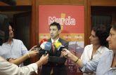 El Consistorio aprueba por unanimidad la iniciativa de UPyD Murcia para la retirada de las grúas en obras abandonadas