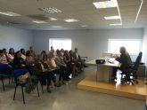 El Vivero de Empresas acoge la jornada formativa 'Análisis de la Reforma Laboral', organizada por el Ayuntamiento de Totana y PROINVITOSA