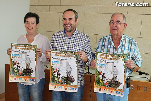 "Totana hosts the II Regional Ornithological Murciano Competition ""Ciudad de Totana"", Foto 1"