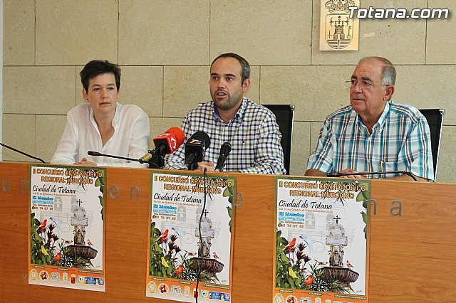 "Totana hosts the II Regional Ornithological Murciano Competition ""Ciudad de Totana"", Foto 2"