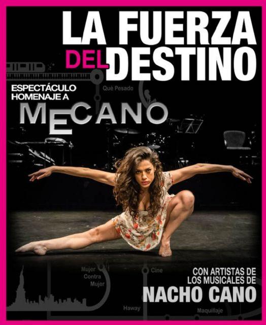 Cartagena rememora los éxitos de Mecano con La Fuerza del Destino - 1, Foto 1