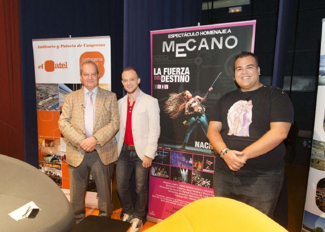 Cartagena rememora los éxitos de Mecano con La Fuerza del Destino - 2, Foto 2