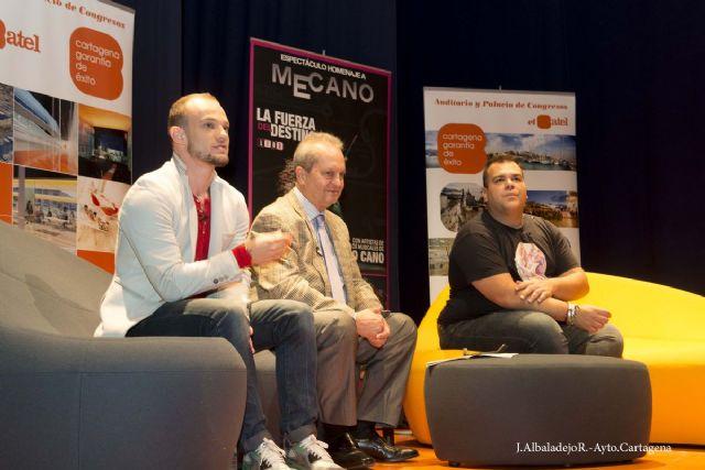 Cartagena rememora los éxitos de Mecano con La Fuerza del Destino - 5, Foto 5