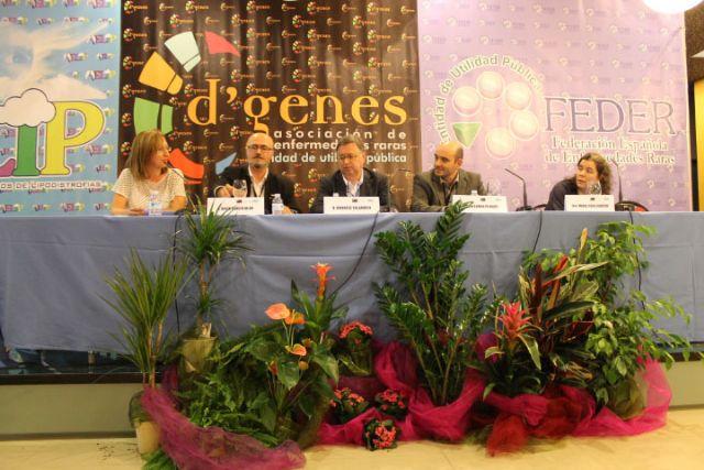 Afectados por lipodistrofias de siete países se ponen en contacto con AELIP tras la celebración del II Simposium Internacional celebrado en Totana - 1, Foto 1