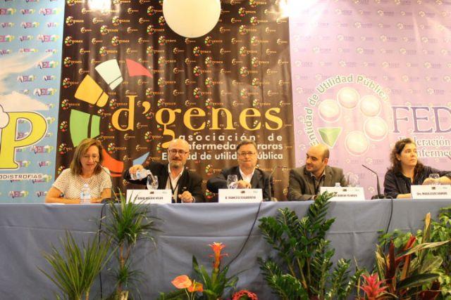 Afectados por lipodistrofias de siete países se ponen en contacto con AELIP tras la celebración del II Simposium Internacional celebrado en Totana - 2, Foto 2