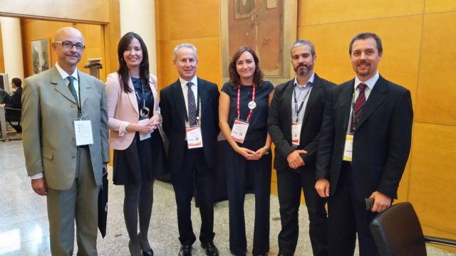 La Confederación Hidrográfica del Segura consigue el  premio a la mejor ponencia de la conferencia Esri 2014 - 1, Foto 1