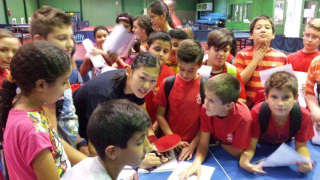 El colegio San Cristóbal del Bohío participa en el programa ADE - 1, Foto 1