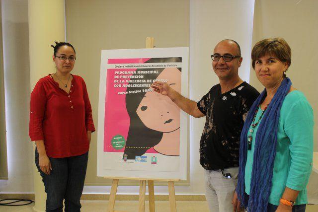 Técnicos y formadores potenciarán la autoestima entre los adolescentes para prevenir la violencia de género - 1, Foto 1