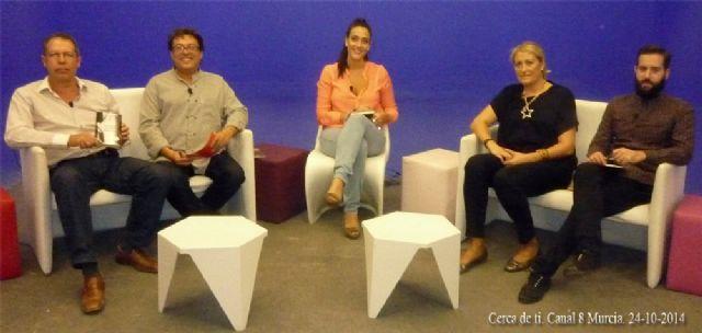 Alguazas Radio 87.7 FM se sitúa Cerca de ti en Canal 8 Murcia - 1, Foto 1