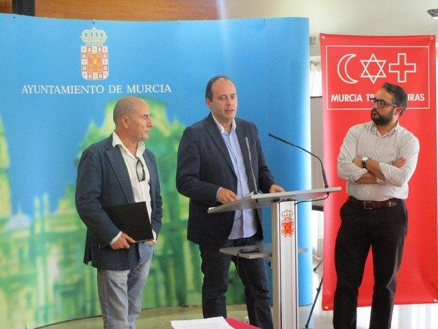 El Festival Internacional Murcia Tres Culturas se suma a la celebración del V Centenario de Santa Teresa de Jesús - 1, Foto 1