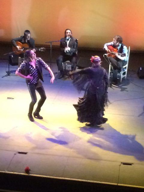 Éxito rotundo de Las Minas Flamenco Tour en la presentación de la gira Dando el Cante en Madrid - 5, Foto 5