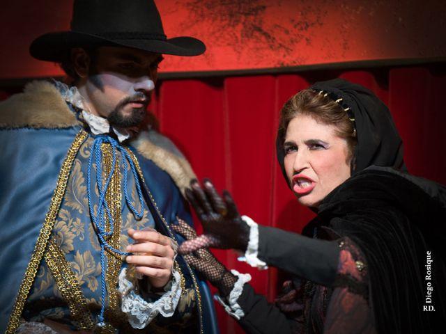 Espectáculo de acrobacias con el Circo Potted y Don Juan Tenorio, obras destacadas del Teatro Vico este fin de semana - 1, Foto 1