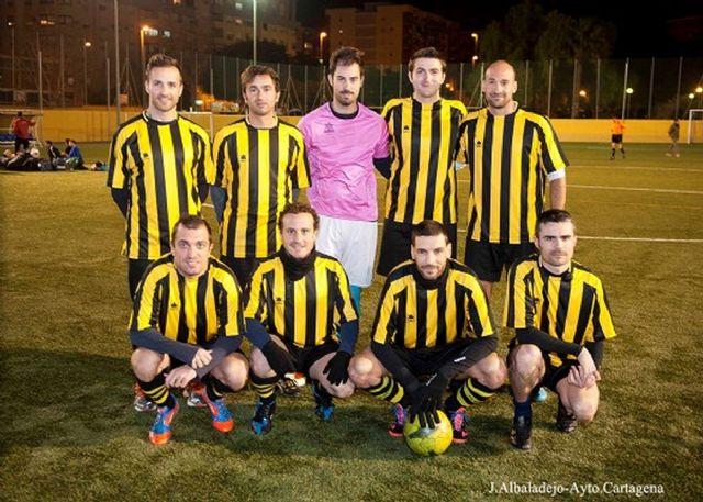 Comienza la XX Liga de Aficionados de Fútbol de Cartagena - 1, Foto 1