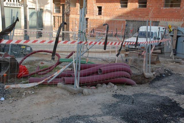 Diego José Mateos exige que se cumpla el compromiso de soterrar los transformadores de energía eléctrica de la Viña - 2, Foto 2