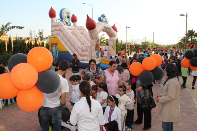 Juegos infantiles, talleres, concursos y castillos hinchables con Happy Halloween en Puerto Lumbreras - 1, Foto 1