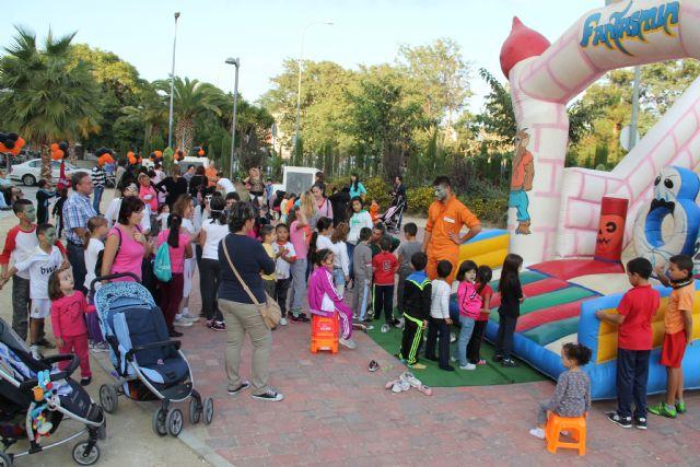 Juegos infantiles, talleres, concursos y castillos hinchables con Happy Halloween en Puerto Lumbreras - 2, Foto 2