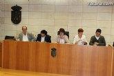 El Pleno aprueba un Manifiesto con motivo del Día Internacional para la Eliminación de la Violencia contra la Mujer