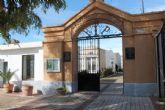 Todo preparado para las visitas de miles de ciudadanos al Cementerio Municipal de Archena durante estas dos jornadas