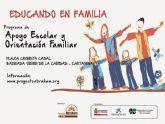 Educando en Familia combatirá la exclusión social en Virgen de la Caridad