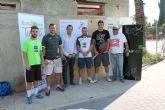 El Concejal García Nicolás inaugura el I Flair Club Absoluto de Tennis Open Oasis con participación de grandes jugadores de varios países