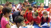 El colegio San Cristóbal del Bohío participa en el programa ADE