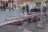 Diego José Mateos exige que se cumpla el compromiso de soterrar los transformadores de energía eléctrica de la Viña
