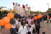 Juegos infantiles, talleres, concursos y castillos hinchables con 'Happy Halloween' en Puerto Lumbreras
