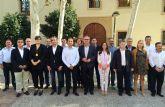 González Tovar y los candidatos a las alcaldías de los principales municipios de la Región (incluido Yecla) firman el Código Ético socialista por la transparencia y contra la corrupción