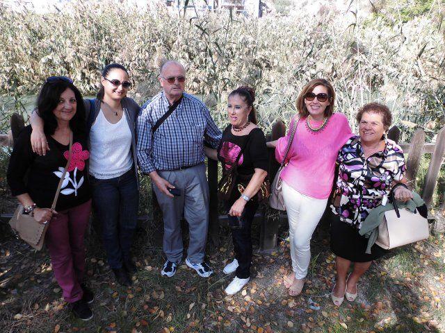 Un centenar de mayores del Centro Municipal de Día visita el Valle de Ricote - 2, Foto 2