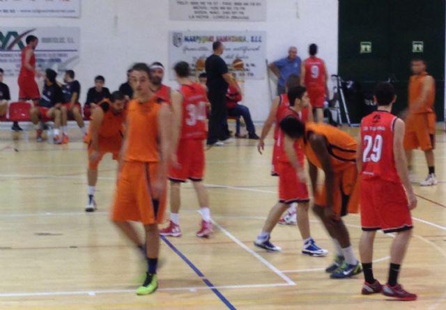 CB Totana pierde ante Estudiantes de Cartagena, Foto 2