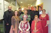 El grupo de teatro San Javier llevará 'El divino impaciente' a Navarra invitado por el municipio de Javier en su 50 aniversario