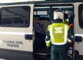 La Guardia Civil detiene a un conductor por suplantar la identidad de un conocido para conducir con pérdida total de puntos