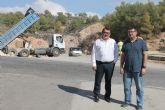 Las Concejal�as de Medio Ambiente y Obras y Servicios informan sobre los aparcamientos que se construyen en la zona del Trasvase