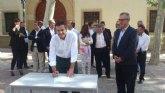 Diego Conesa respalda con su firma el C�digo �tico del PSOE