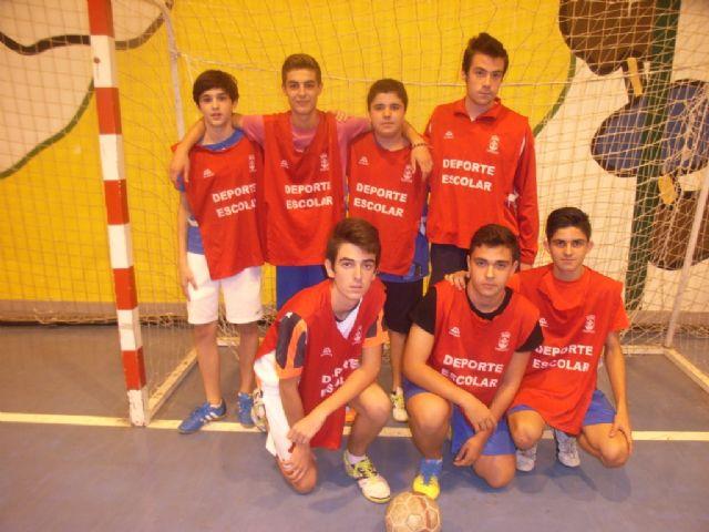 Comienza la Fase Local de Multideporte benjamín y de Fútbol Sala cadete del programa de Deporte Escolar, Foto 3