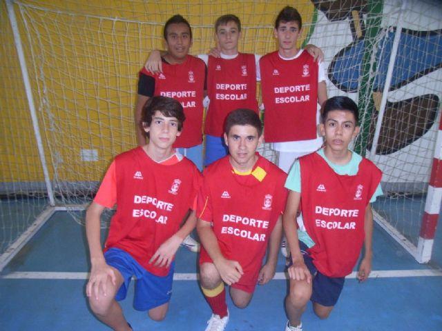 Comienza la Fase Local de Multideporte benjamín y de Fútbol Sala cadete del programa de Deporte Escolar, Foto 4