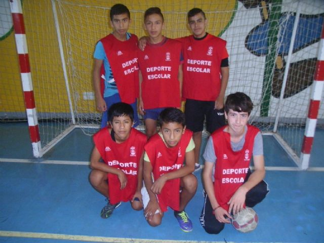 Comienza la Fase Local de Multideporte benjamín y de Fútbol Sala cadete del programa de Deporte Escolar, Foto 5