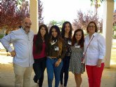 Gran éxito del IES 'Francisco de Goya' en el XXVII Certamen Nacional de Jóvenes Investigadores 2014