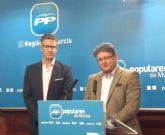 Anastasio Bastida: 'La gestión del PP en Los Álcázares reduce en un 45 por ciento la deuda'