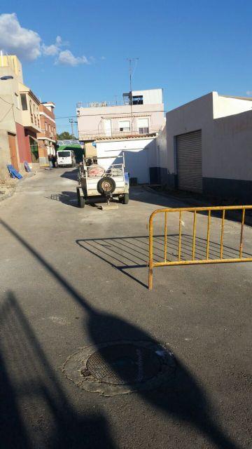 El ayuntamiento de Mazarrón ha ampliado las obras en el municipio - 4, Foto 4