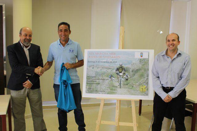 400 ciclistas participarán en la XIX marcha mtb Bahía de Mazarrón, Foto 1