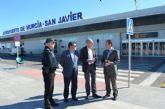 La Policía Local de San Javier tendrá presencia en el Aeropuerto