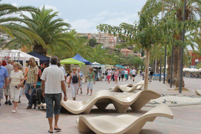 Nueva cita con el mercado artesano de Puerto de Mazarrón. - 2, Foto 2