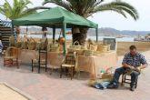 Nueva cita con el mercado artesano de Puerto de Mazarr�n.